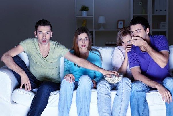 Фильмы ужасов способствуют повышению свертываемости крови