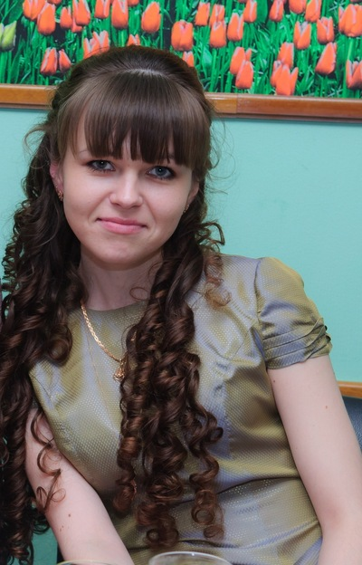 Марина Завьялова, 12 ноября 1992, Братск, id96039868