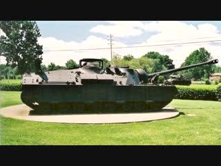 Самые необычные танки в истории. Часть вторая