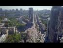 KYIV UKRAINE - Hyperlapse Video