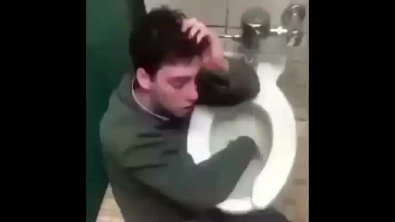 Перень и туалет