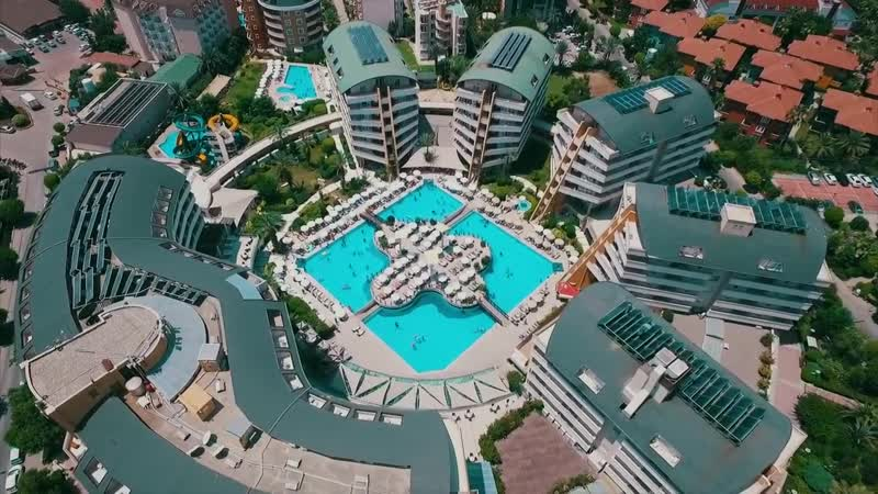 Alaiye Resort Hotel 5*