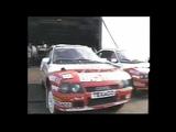 Opel Kadett-E GSi 4x4 - Group B Prototype - Paris-Dakar 1986