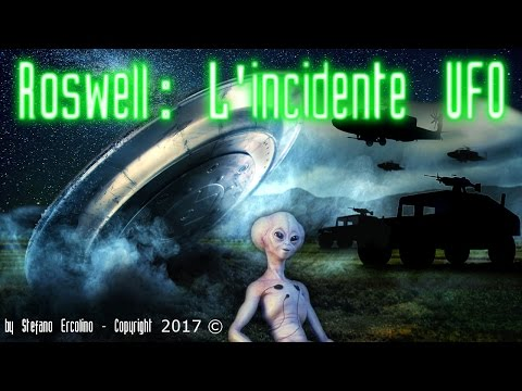 ROSWELL: L' INCIDENTE UFO - THE UFO COVER UP (1994) Film Completo HD