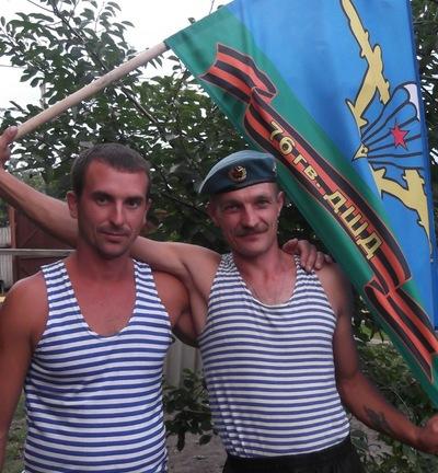 Андрей Черкашин, 8 мая 1989, Златоуст, id156016665