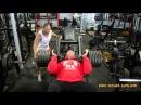 IFBB Pro Ben Pakulski training legs at the East Coast MeccaBev Francis Powerhouse Gym.