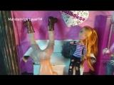 Hunter teaches the girls how to twerk(MH