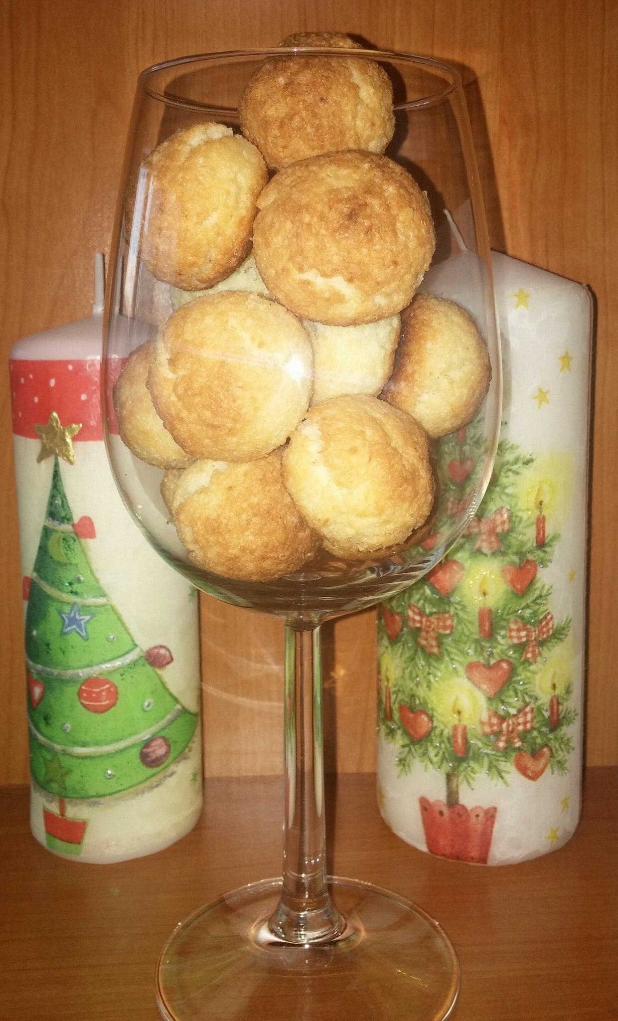 Кухня: Кокосовое печенье