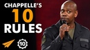 Have TENACITY To See Your VISION Through Dave Chappelle Top 10 Rules