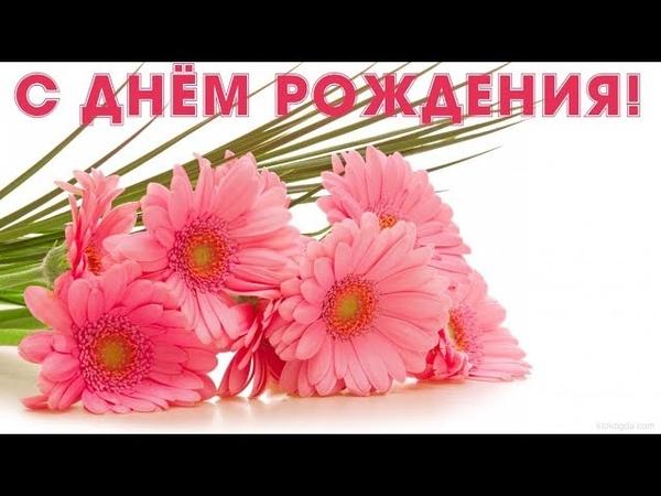 С Днем Рождения Анечка