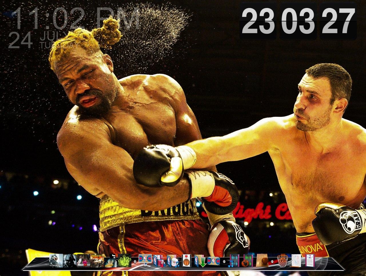 Лучший в мире боксер