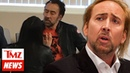 Nicolas Cage Fights with Wife Hours After Wedding, Annulment Based on Fraud TMZ NEWSROOM TODAY