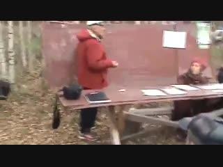 Мегре о продаже своего поместья и Знаке ЗКР