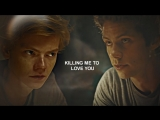 Killing Me To Love You | Newt and Thomas