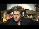 Пираты! Банда неудачников - Интервью с Хью Грантом