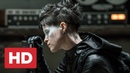 The Girl in the Spider's Web Trailer 2018 Claire Foy Sylvia Hoeks Stephen Merchant