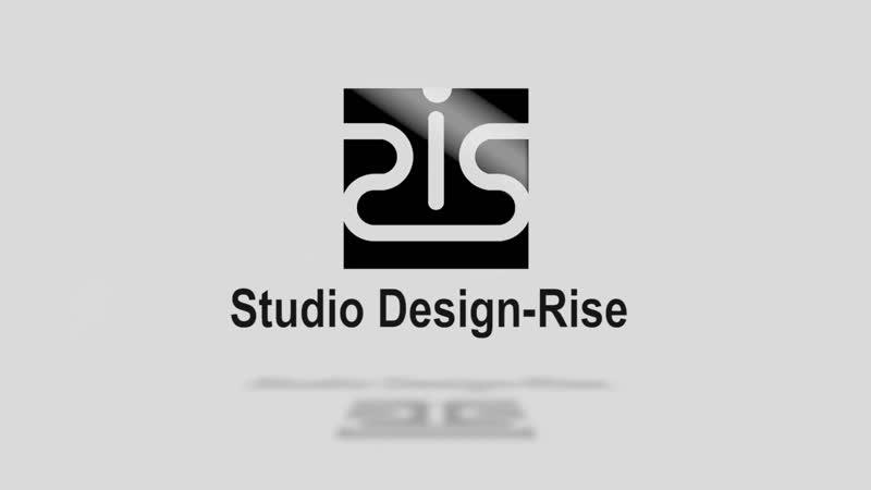 Заставка для студии Design-Rise