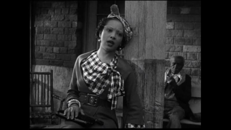Theresa Harris with the Hall Johnson Choir St Louis Blues (1936)