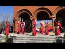 Армянский Ансамбль «Нур» - армянский флешмоб 🇦🇲