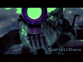 Transformers prime music video - Unstable