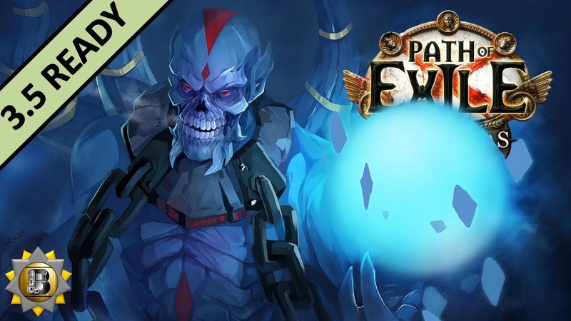 [3.5] Critical Winter Orb - Inquisitor Templar - Path of Exile War For The Atlas - Betrayal