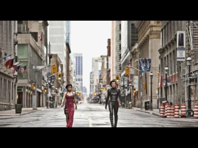 Обитель зла: Возмездие / Resident Evil: Retribution (2012) Trailer