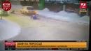 На Київщині водій збив жінку з дитиною