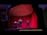 Современные танцы Чебоксары. Студия Дайкири.
