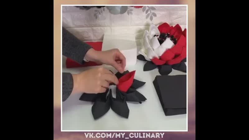 Как красиво оформить салфетку Праздничный рецепт Вкусно как у бабули