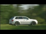 Test Drive Porsche Cayenne TechArt Magnum