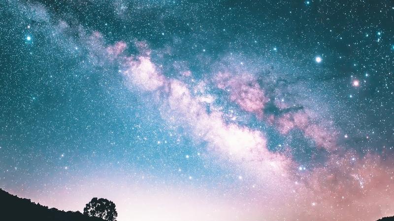 JAPAN Milk Way 4K - Beautiful Star and Sky at Night Time Lapse