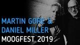 Martin Gore &amp Daniel Miller @ Moogfest 2019 interview + award acceptance full webcast