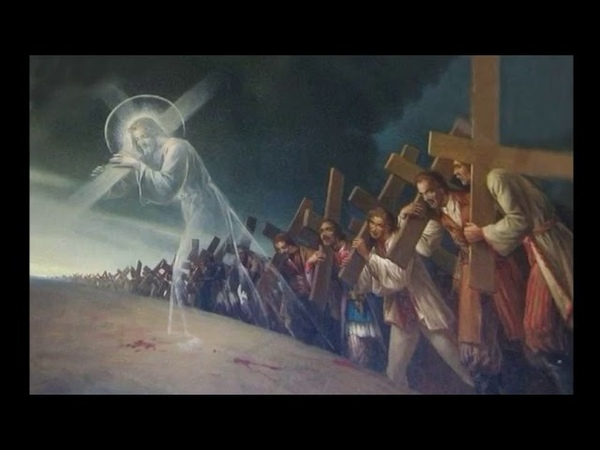 Каждый несет свой крест в одиночку.