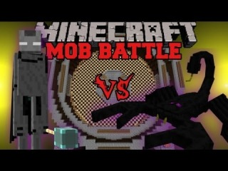 Emperor Scorpion Vs. Ender Lord - Minecraft Mob Battles - Legendary Beasts and OreSpawn Mods