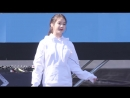 EVENT 180909 @ IU - Friday at New Balance Run On 101K Fancam by Mera