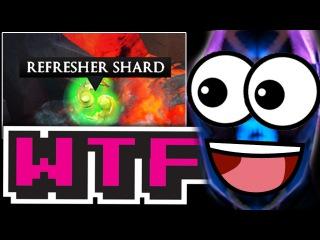 Dota 2 - 7.07 Dueling Fates Patch - TRIPLE BLACK HOLE - REFRESHER SHARD