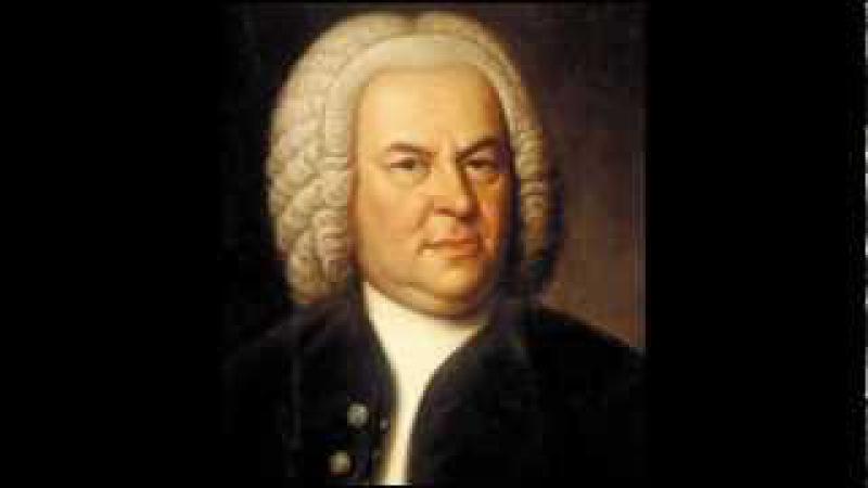 Баx Англ. сюита №2, a-moll /1-3/. А. Шифф.J.S.Bach - English Suite No.2 in A Minor BWV807 (1/2) - Andras Schiff