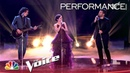 "Chevel Shepherd and Dan + Shay Perform ""Speechless"" - The Voice 2018 Live Finale"