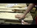 Проверка ножа на прочность Strider SMF China ( Hard use