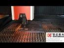 GF-1530JH 2500w оптоволоконный лазерный станок режет 25mm углеродистой сталь