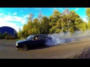 Volvo 740 t6 Drift and burnout