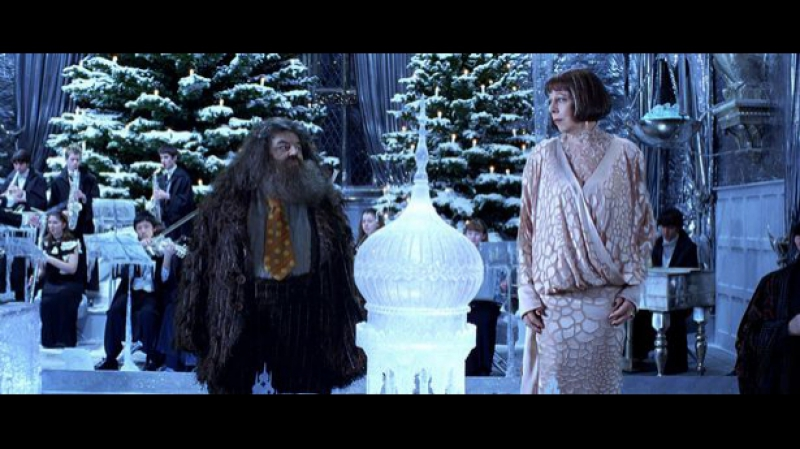 Harry Potter and the Goblet of Fire Yule Ball Scene (Potter Waltz)