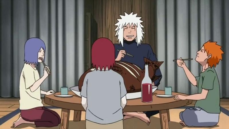 Yahiko, Nagato and Konan - Lil Peep Save That Shit (Naruto AMV 4)