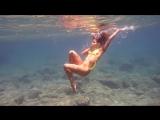 G-string bikini and Micro Triangle top- Georgia Lianeri