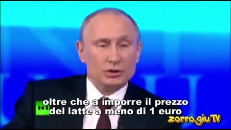 Interview PUTIN - La Sardegna (italian subtitle)