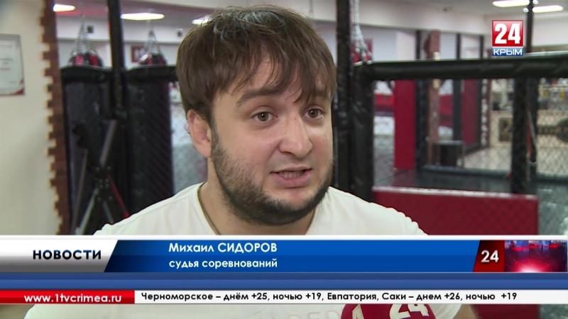 В ожидании количественного рекорда В Симферополе проведут открытый турнир по грэпплингу