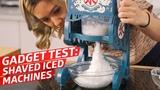 Do You Need a $108 Shaved Ice Machine to Make Bingsu The Kitchen Gadget Test Show