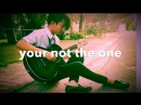 Krez Marcaida Your Not The One Official Lyric Video