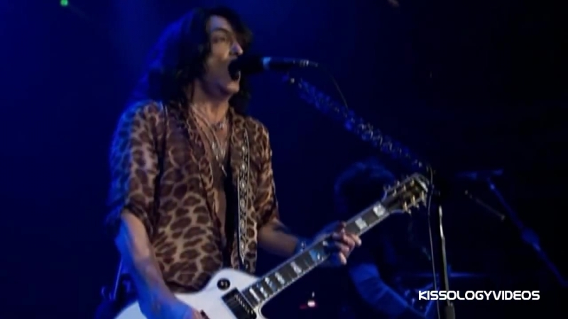 Paul Stanley Hide Your Heart One Live KISS HD