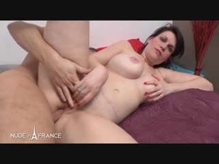 Mf300033_clarisse - casting couch of a gorgeous huge boobed young mom getting ass pounded and her pussy filled